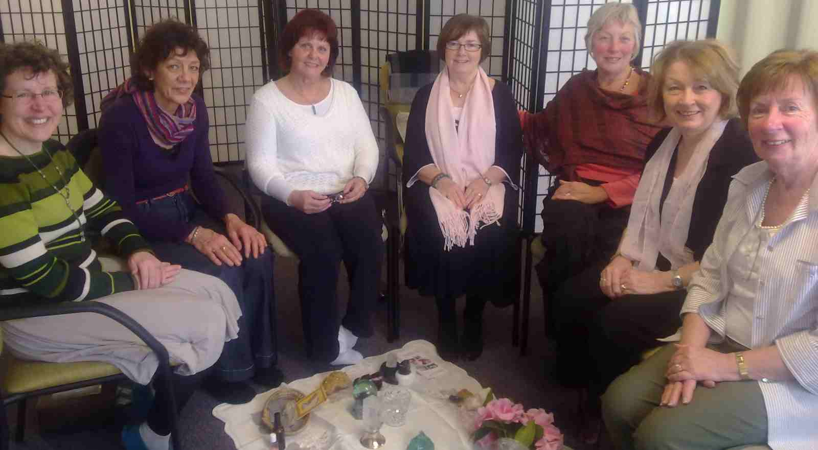 Reiki Healing Circle at The Healing House
