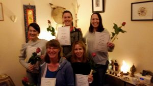 Reiki training workshops with Gill